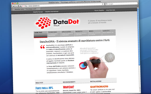 DataDot Technology